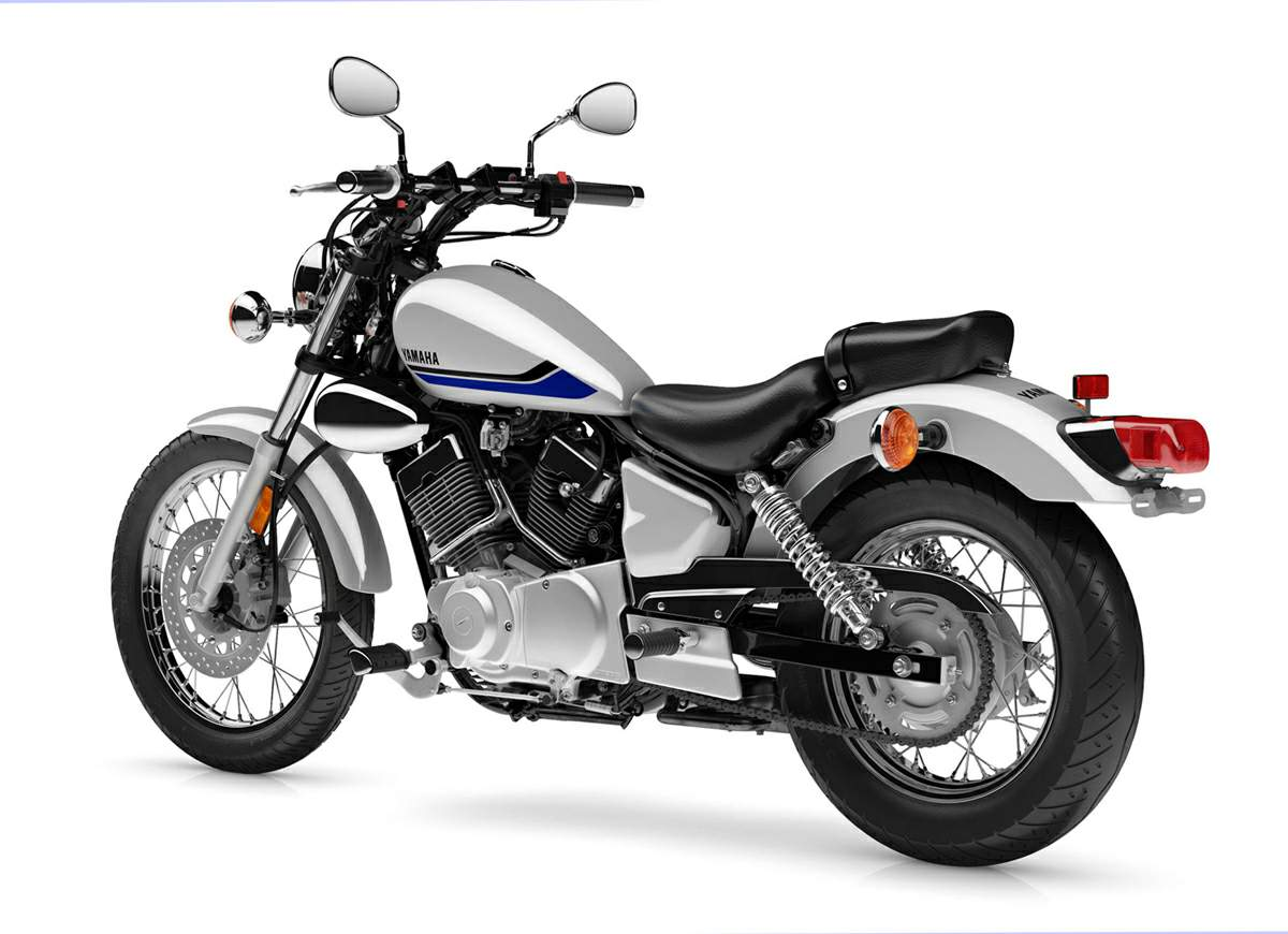 Yamaha V-Star 250 technical specifications